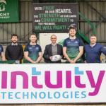 Intuity Technologies unveiled as Connacht Rugby IT Systems and Security Partner
