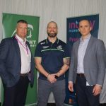 Intuity event with Connacht Rugby